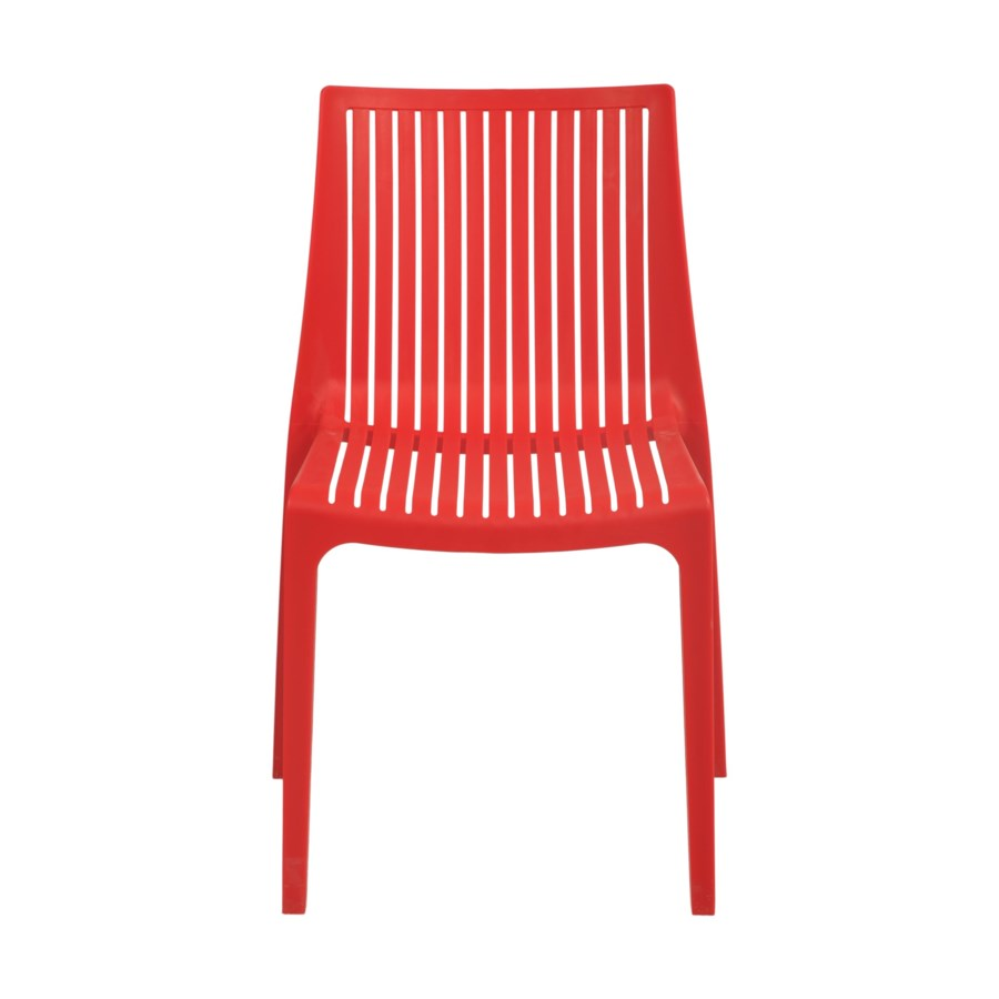 Red Commercial Grade Chair