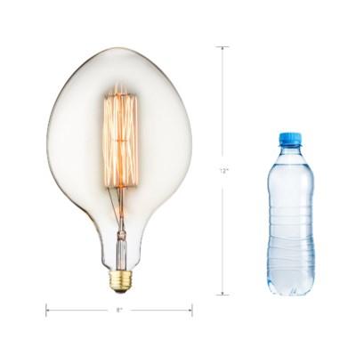 MEGA Oversized Vintage Bulb