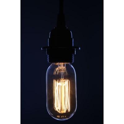 Oversized Vintage Bulb