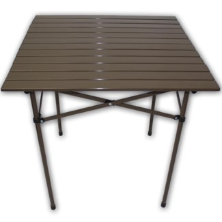 Brown Regular Table in a Bag