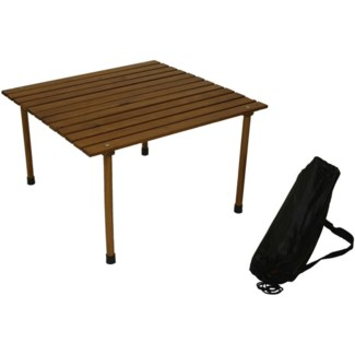 Original Low Wood Table in a Bag