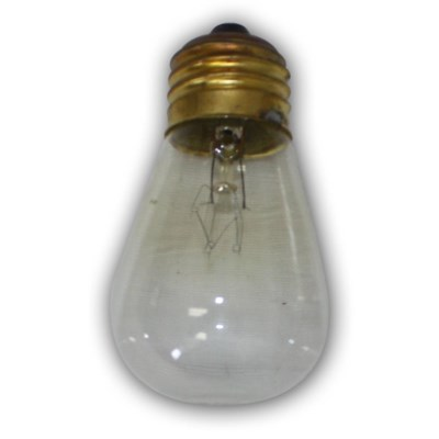 A-15 Clear Light Bulb