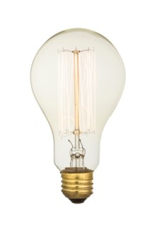 Original Edison Vintage Antique Bulb