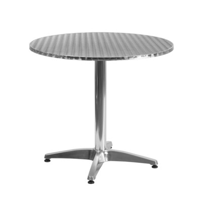 31.5 Stainless Steel Round Table