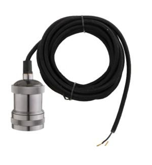 Black Nickel Light Socket