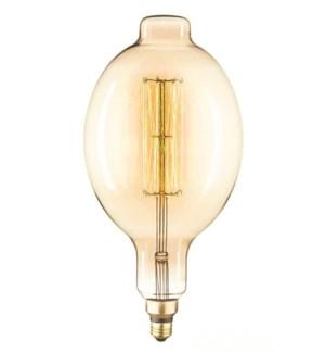 Oversized Thomas Edison Vintage Bulb