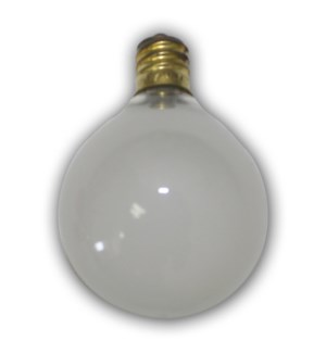 Frosted Party Light C7 Replacment Bulbs