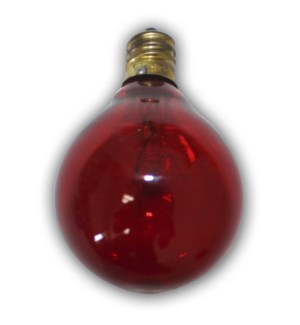 Red Party Light C7 Replacement Bulb