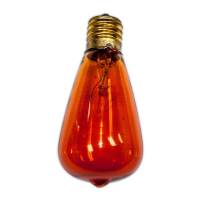Amber Bulb C9 Edison Vintage Replacement