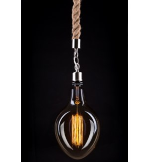 Rope Lighting Pendant