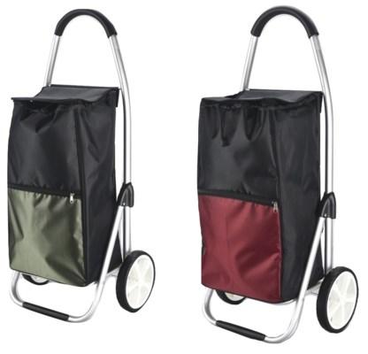 Heavy Duty Aluminum Shopping Trolley (6)