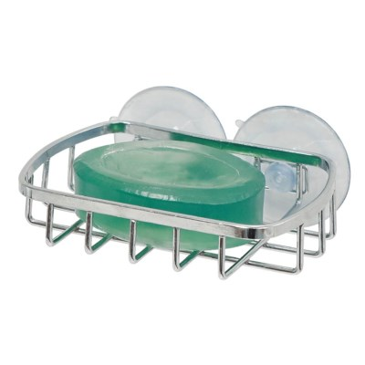 Chrome Suction Bath Caddy (24)