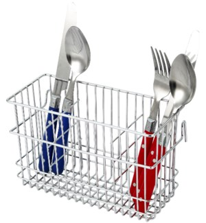 Chrome - Cutlery Holder (24)