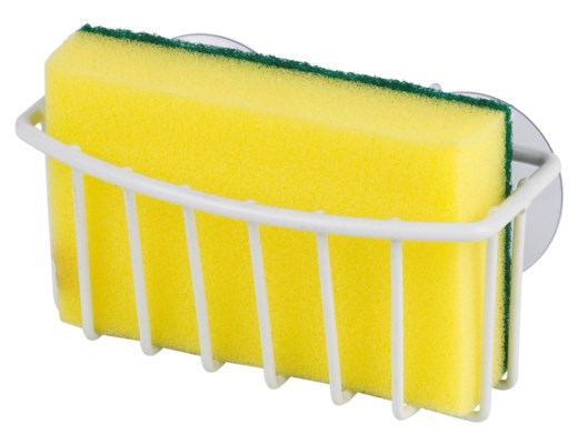 White Suction Sponge Holder (24)