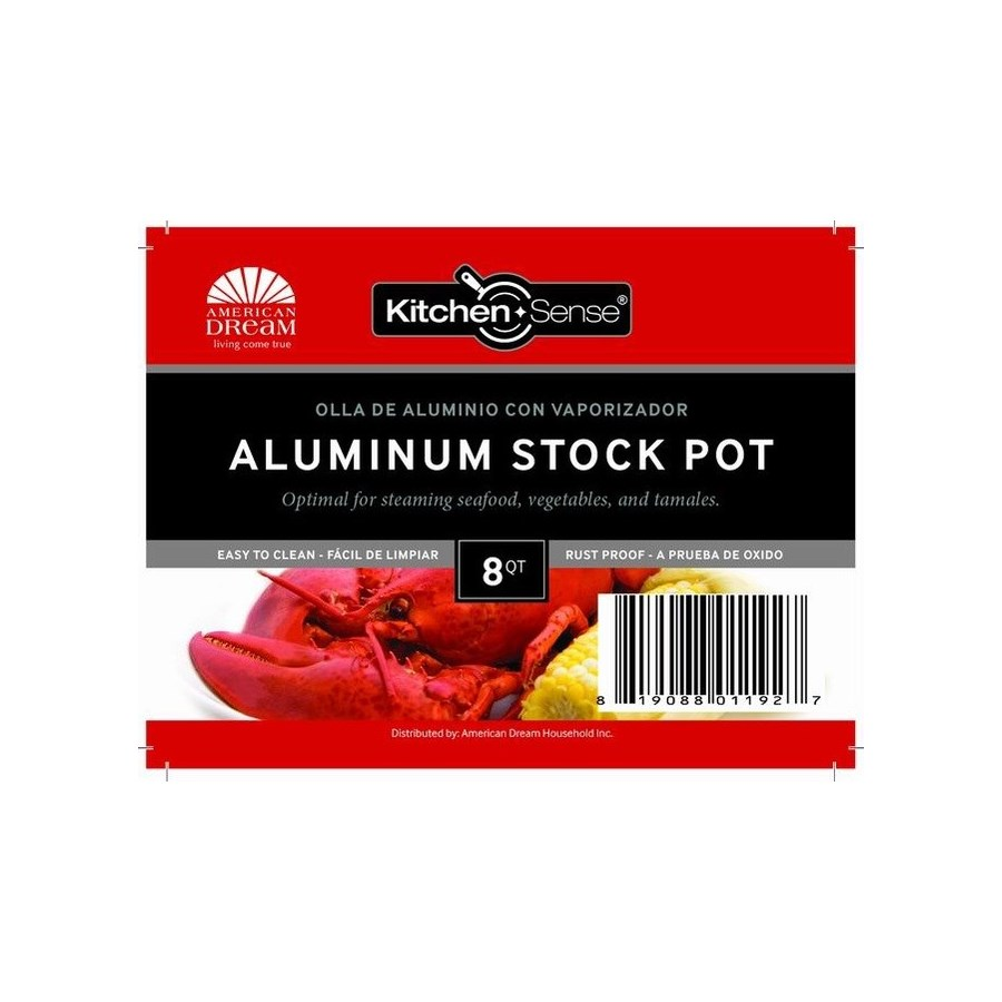 Alu.Stock Pot Set ( 1 Set  )