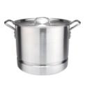Alu.Stock Pot Set with Steamer ( 1 Set )