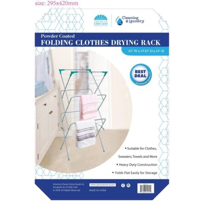 3 Tier folding clothes dryer (4)