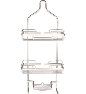 Complex Aluminum Shower Caddy (6)