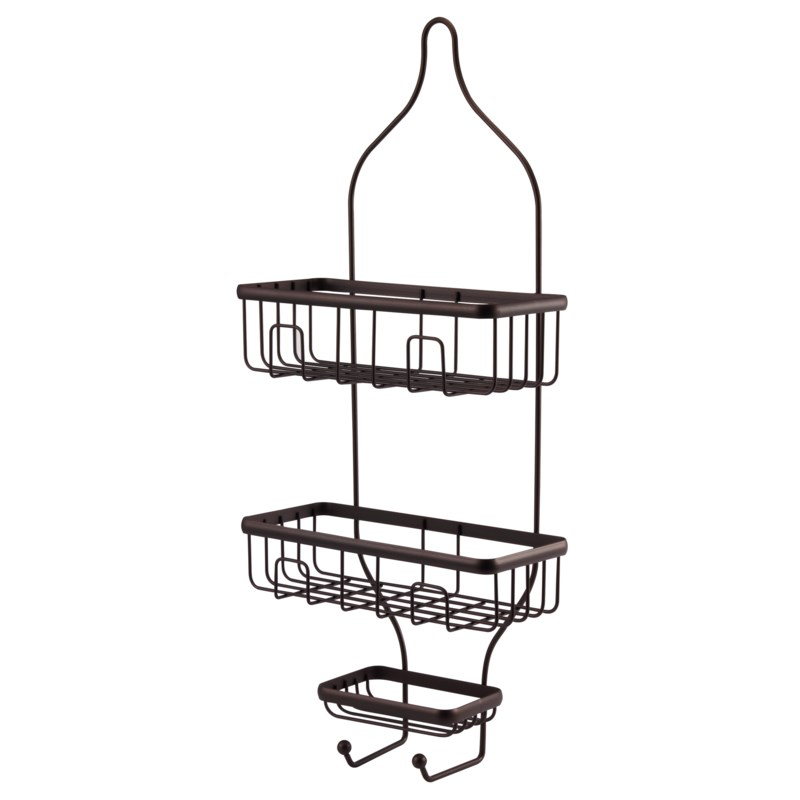 Bronze - Shower Caddy with Soap Dish (12)