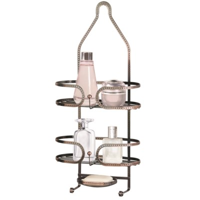 Copperized Shower Caddy (12)