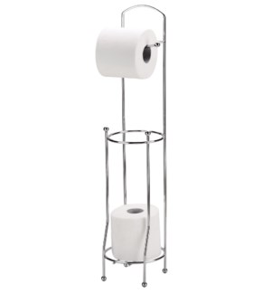 Chrome - Toilet Paper Roll Holder (12)