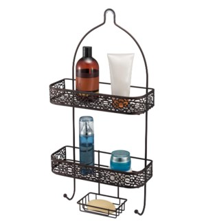 Bronze - Heavy Duty Chrome Shower Caddy(12)