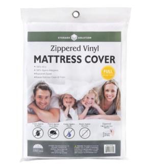 PVC Mattress Cover with Zipper-Full (24)
