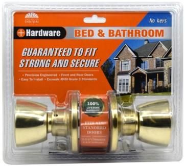Bedroom & Bathroom Lock (6/24)