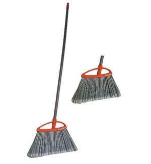 Deluxe Jumbo Angle Broom(12)