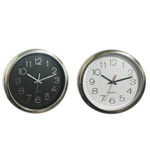 12' Raised Dial Wall Clock (10)