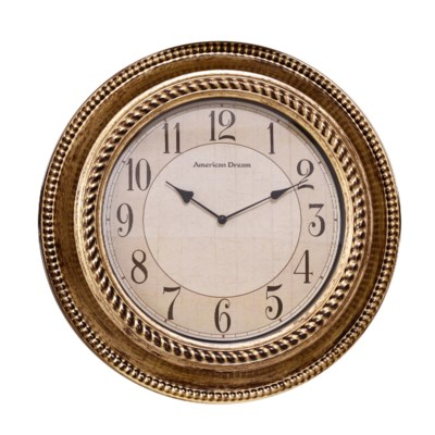 20-inch Antique Wall clock  (3) Assorted