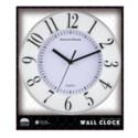 11.8-inch Round Wall clock (10) Assorted
