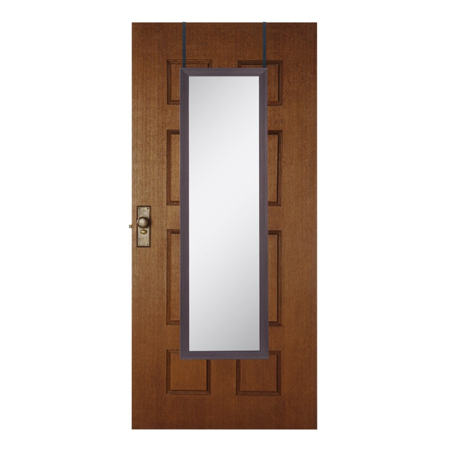 48-inch Nickle Over the door  Mirror ( 6 )