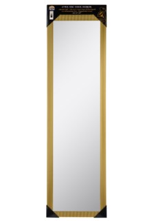 48-inch Gold Over the door  Mirror ( 6 )