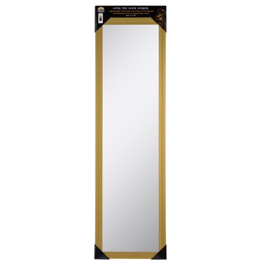 48-inch Gold Over the door  Mirror ( 6 )