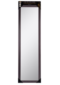 48-inch Nickle Over the door  Mirror ( 6 )