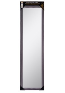 48-inch Silver Over the door  Mirror ( 6 )