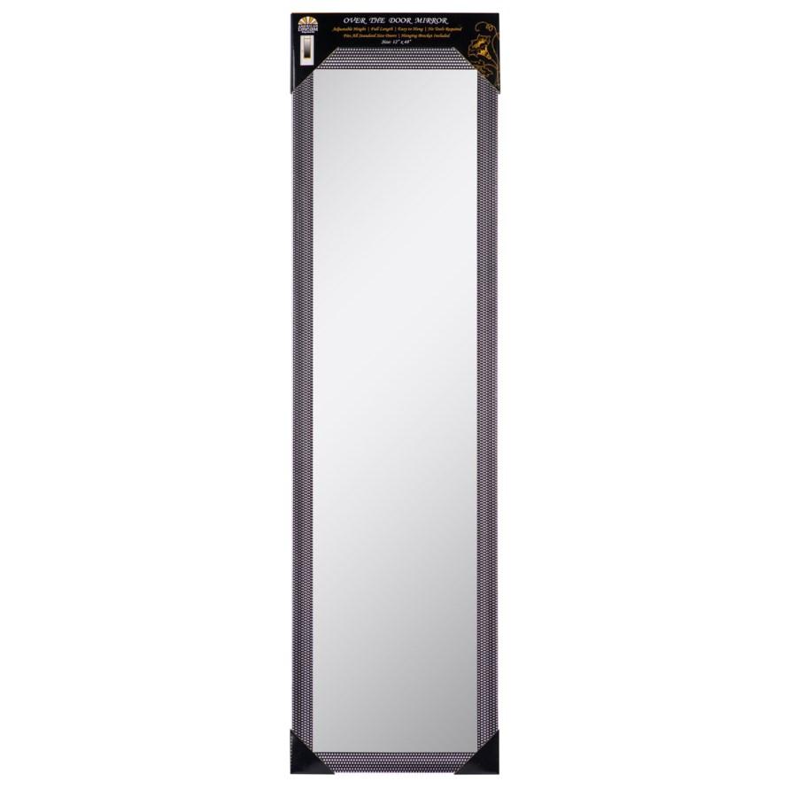 48-inch Silver Over the door  Mirror ( 6 )