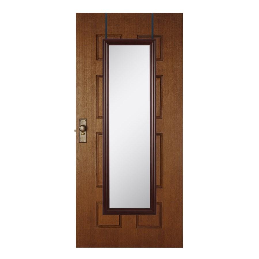 48-inch Chestnut Over the door  Mirror ( 6 )