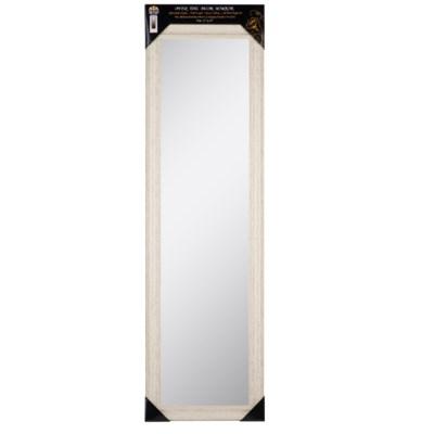 48-inch White Over the door  Mirror ( 6 )