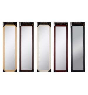 48-inch Over the door  Mirror Assorted ( 6 )