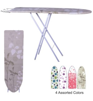 """54""""x16"""" Wooden Ironing Board (4)"""