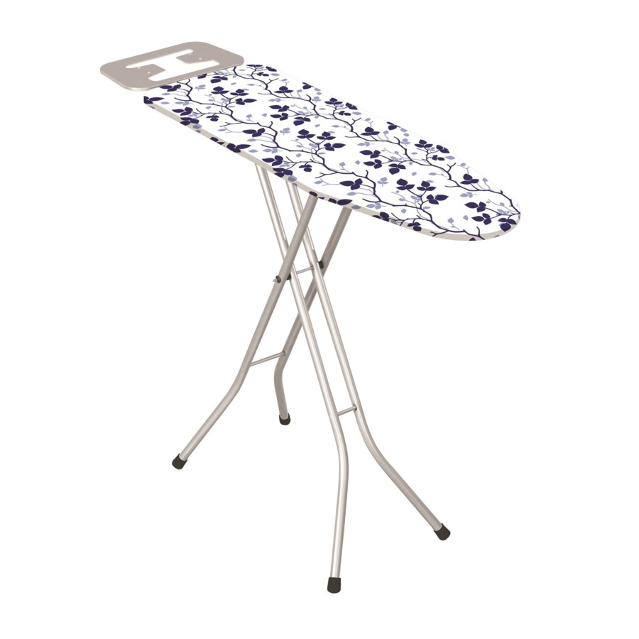 """36""""x12"""" Metal Mesh Ironing Board with Metal Plate Iron Rest (6)"""