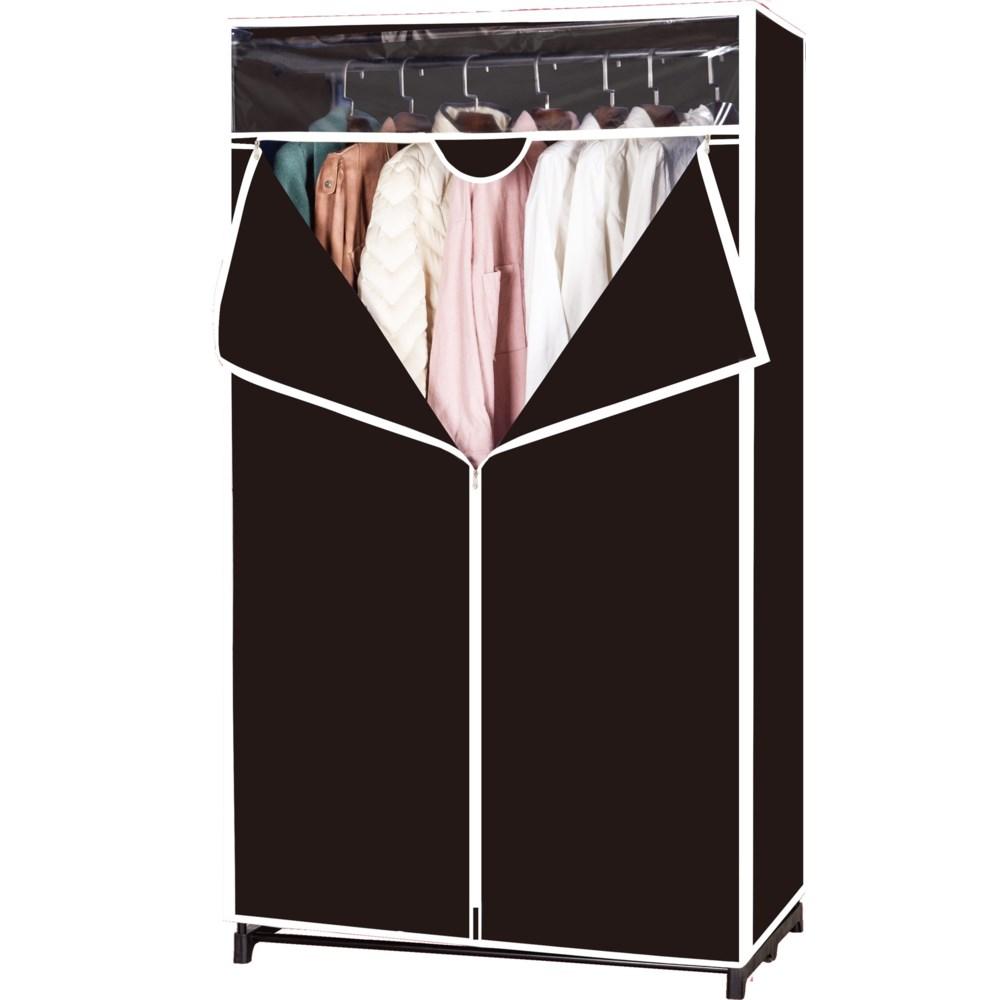Black - 36' Wardrobe ( 4 )