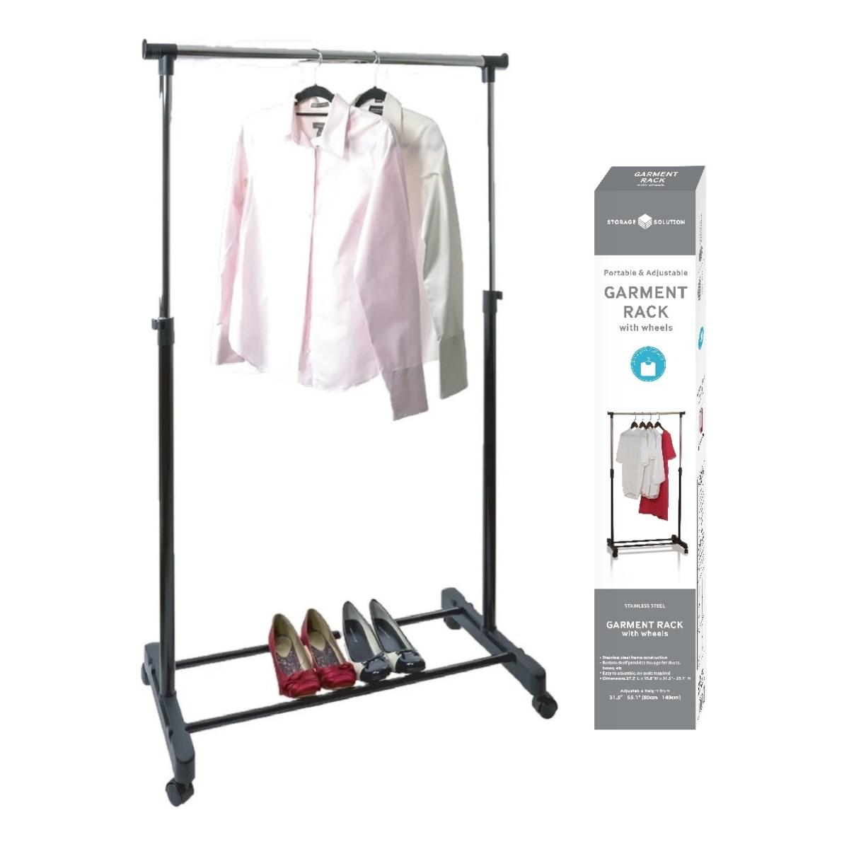 Adjustable Garment Rack (6)