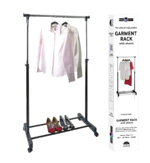 Adjustable Garment Rack (6)