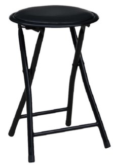 Black- Stool without back (10)