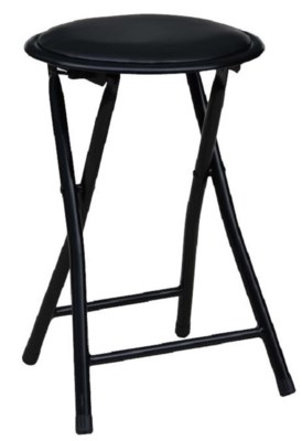 Black- Stool without back (10)