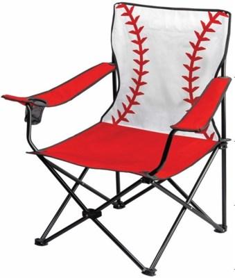 Baseball-Large Camping Chair ( 6 )