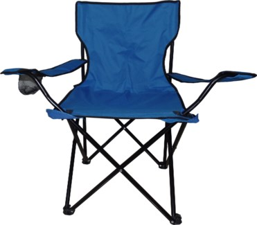 Navy - Large Camping Chair (6)